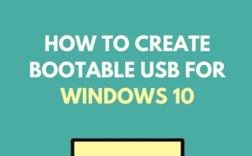 Create-Bootable-USB-for-Windows-10